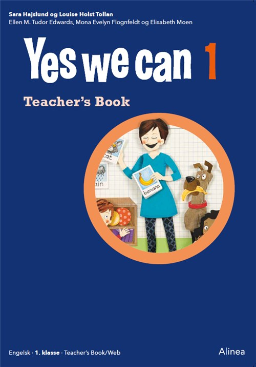 Yes we can 1 teacher 39 s book web 9788723522993 alinea for Bett yes we can